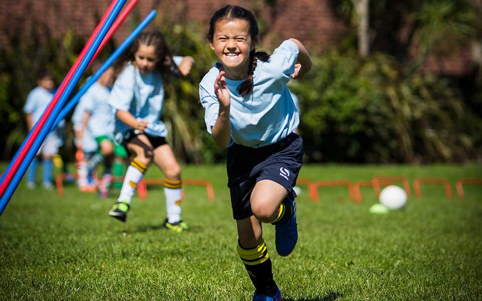 sports provider for local schools
