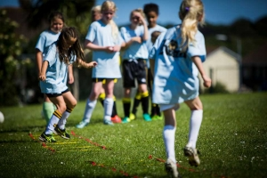 Girls Only Football Taster Day