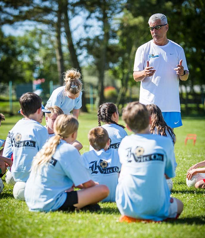 Kits on coaching